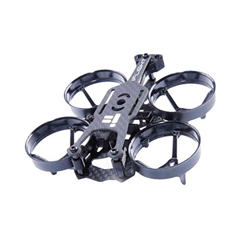 Alecony Mini Racing Drone FPV Carbon Quadrocopter Rahmen Kit, iFlight TurboBee 66R 66mm 2S FPV RC Quadrocopter Rahmen Kit Für RC FPV Drone Whoop