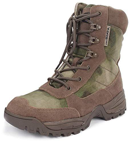 Mil-Tec Tactical Boot Zipper A-TACS FG® Gr.10