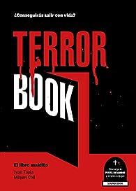 Terror book: El libro maldito par Ivan Tapia