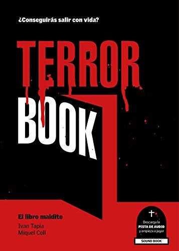 Terror book: El libro maldito (Ocio y deportes)