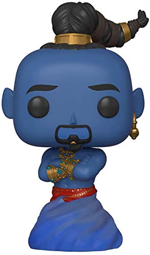 Pop! Vinilo: Disney: Aladdin (Live Action): Genie