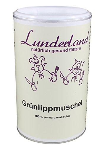 Lunderland Grünlippmuschel, 1er Pack (1 x 500 g)