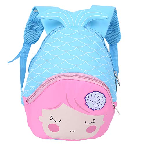 YIFengFurun mochilas infantiles lindas sirenas mochilas escolares niños mochilas lindas mochilas