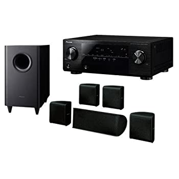 pioneer 5 1 home theater system