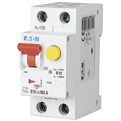 Eaton 236946 FI/LS, 10A, 30mA, LS-Kennline-B, 1p+N, FI-Char: A