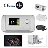 POEO Portable CPAP Anti-snoring Devices, Sleep Apnea Machine with Mask Hose, Snoring Solution, Sleeping Breath...