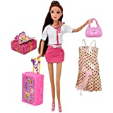 Barbie Made To Move Doll [Amazon Exclusive]