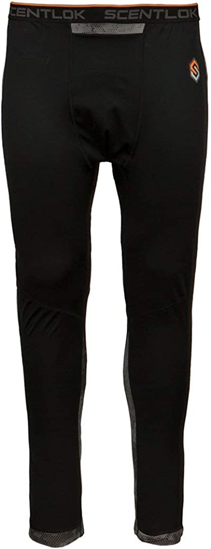 ScentLok BaseSlayers AMP Lightweight Base-Layer Pants, Hunting Clothes for Men and Women