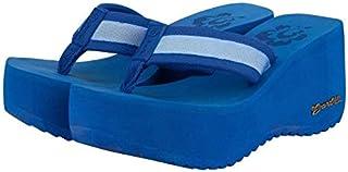 Chinelo Barth Shoes Hibisco Azul