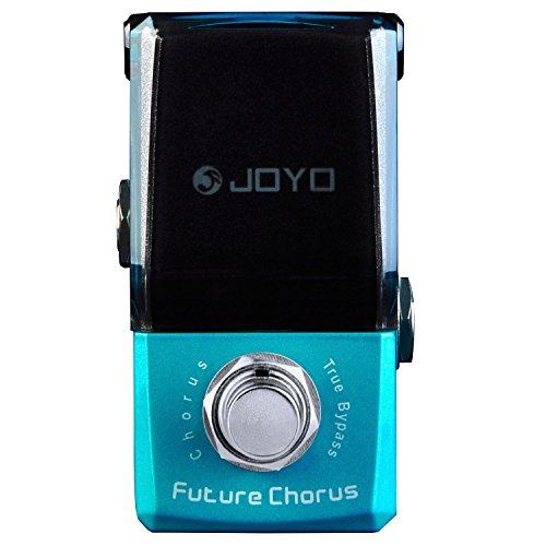 JOYO JF-316 Futuro Coro mini Guitarra Pedal De Efectos Ironman