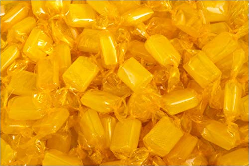 Caramelo Artesano Miel Sin Azúcar La Asturiana - Caramelo duro con sabor a miel, SIN AZÚCAR, elaboración 100{a7e4725cf396e9d28af69ea27248366da6131cc16258ea91ebfb4ed5e95f9631} artesanal y calidad gourmet, sin gluten, bolsa de 1 kilo