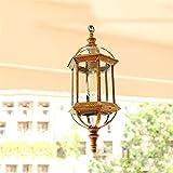 Liiokiy Araña balcón jardín luz UVA Enrejado Enrejado pabellón Pasillo...