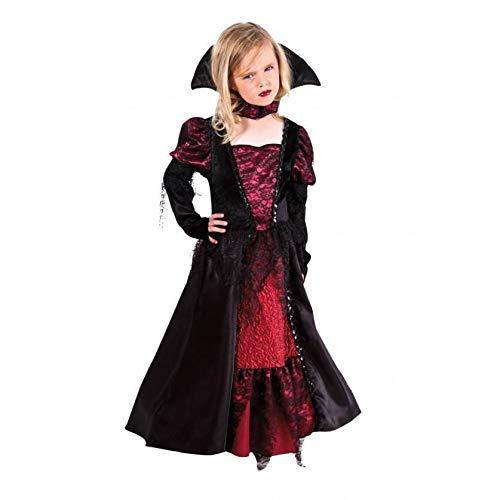 Disfraz vampiresa niña Super Luxe