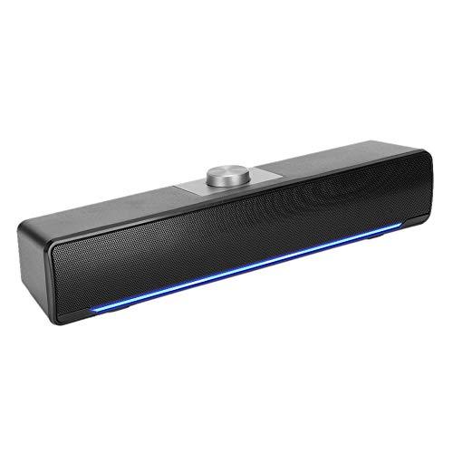 WOUPY Computer-Lautsprecher, Desktop-Notebook-Multimedia-Mini-Lautsprecher,...