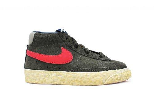 Nike 549551002 - Blazer per bambini, colore: Grigio Rosa, Nero (Nero ), 46.5 EU