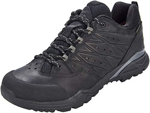 The North Face Hedgehog Hike II GTX, Zapatillas de Senderismo para Hombre, Negro (TNF Black/Graphite Grey Ku6), 43 EU