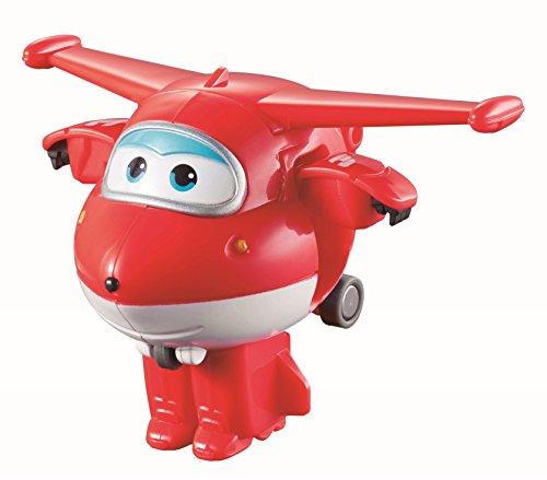 Auldeytoys YW710010 Super Wings Transform Spielzeugfigur Jett