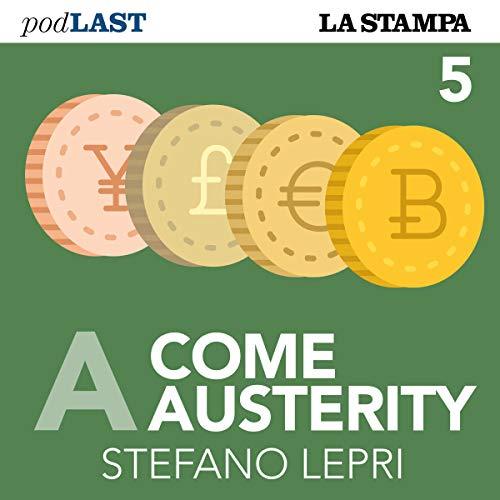 Eletti (e non eletti) (A come Austerity 5) copertina