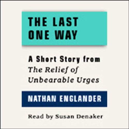 The Last One Way audiobook cover art