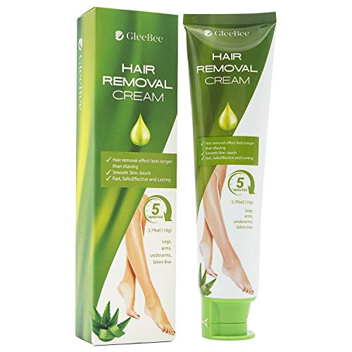 Hair Removal Cream-Skin Friendly Painless Flawless Hair Remover Cream for Women and Men