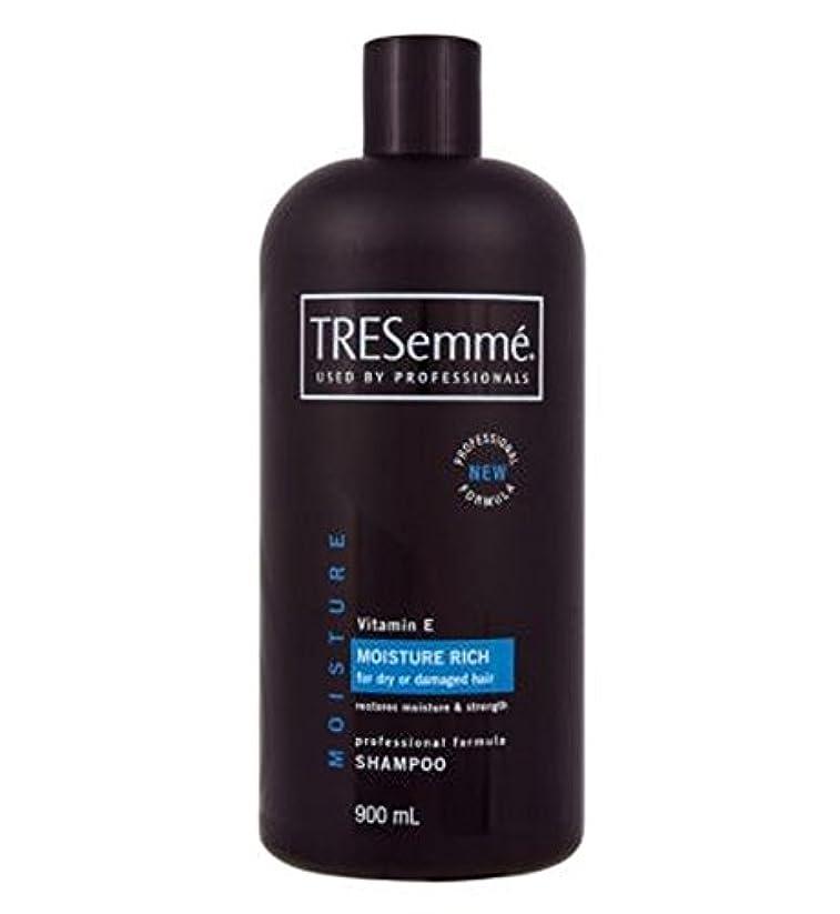 TRESemm? Moisture Rich Luxurious Moisture Shampoo 900ml - Tresemm?水分豊富な豪華な水分シャンプー900ミリリットル (Tresemme) [並行輸入品]