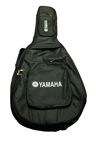 Dhingra Musicals - Yamaha Guitar Cover Gig Bag For All Standard And Jumbo Size Guitar