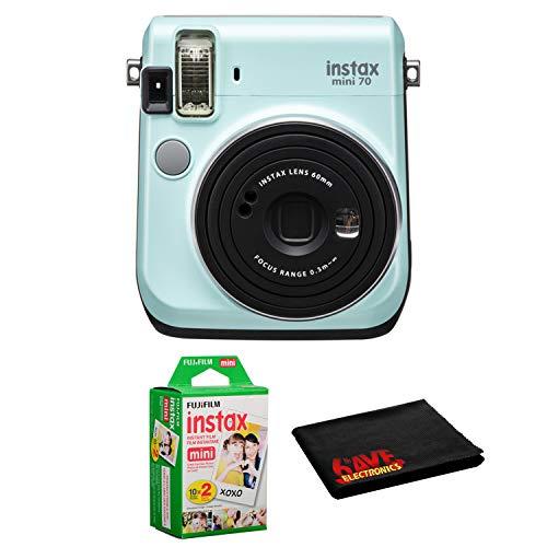 FUJIFILM INSTAX Mini 70 Instant Film Camera ICY...