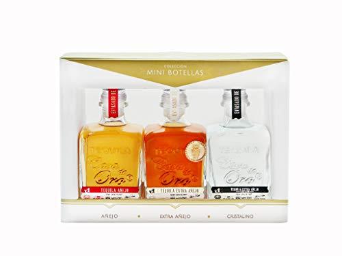 Mini Bottles Collection ミニボトルコレクション [ テキーラ 100ml × 3本 ]