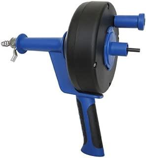 Cobra 86250 1/4-Inch by 25-Feet Pistol Grip Power Drum Auger
