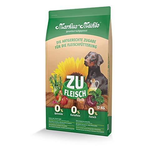 Markus Mühle ZU Fleisch - die Zugabe zur Fleischfütterung (Barf) (12kg)