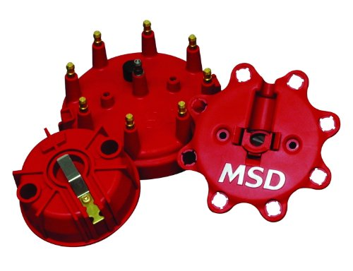 MSD 84085 Distributor Cap and Rotor Kit
