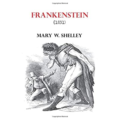 mary shelley books