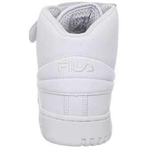 Fila Men's F-13 Sneaker,Triple White Synthetic and fabric,10.5 M US