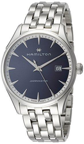 [Hamilton] reloj Hamilton Jazz Master estrictas h32451141hombre [Reg