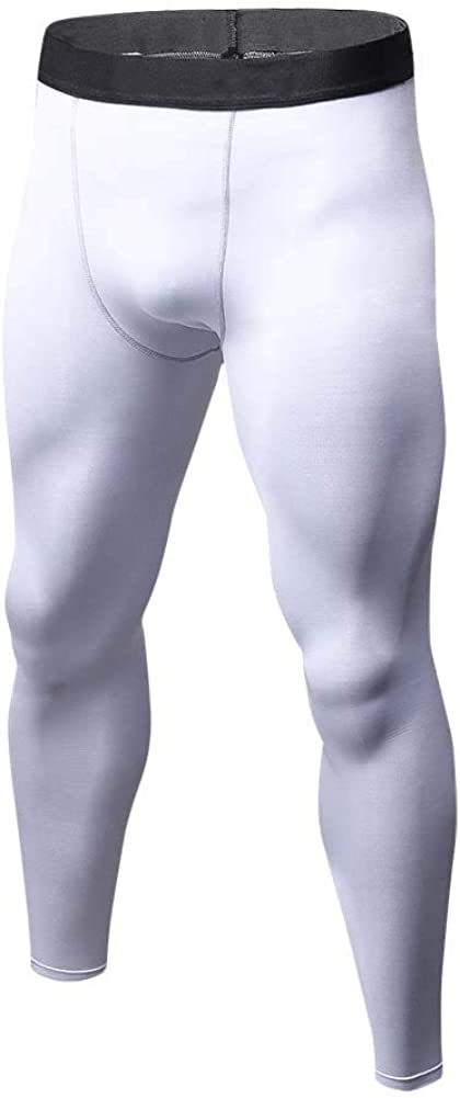 Limited cheap time for free shipping TOPTIE Men's Compression Tights Under Leggings Gear Base Layer
