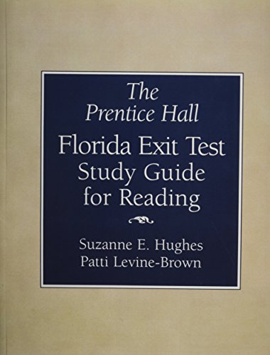 The Prentice Hall Florida Exit Test Study Guide for Reading