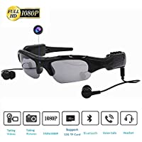 Wireless Sunglasses Wearable Mini Video Camera