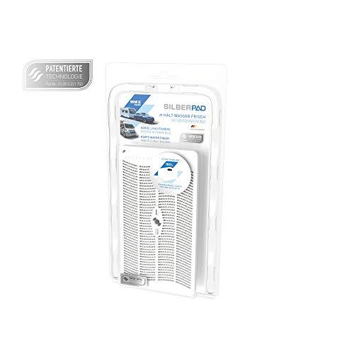 WM aquatec Silberpad zur automatischen Wasserkonservierung