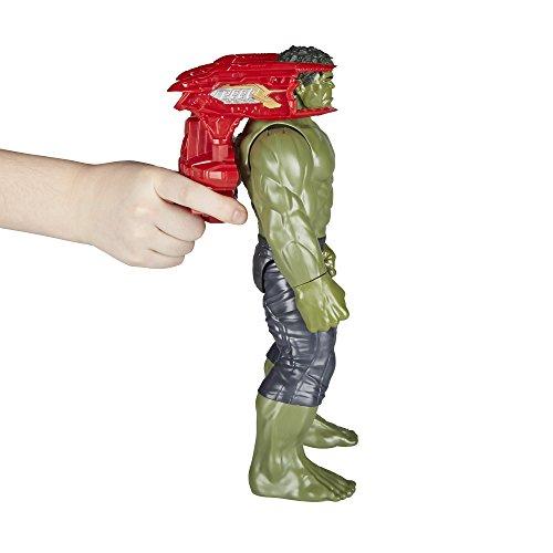 Figurine de Hulk de la Série Titan Hero - 5