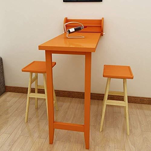 Mesa de centro Mesas laterales de pared abatibles tabla de la computadora...