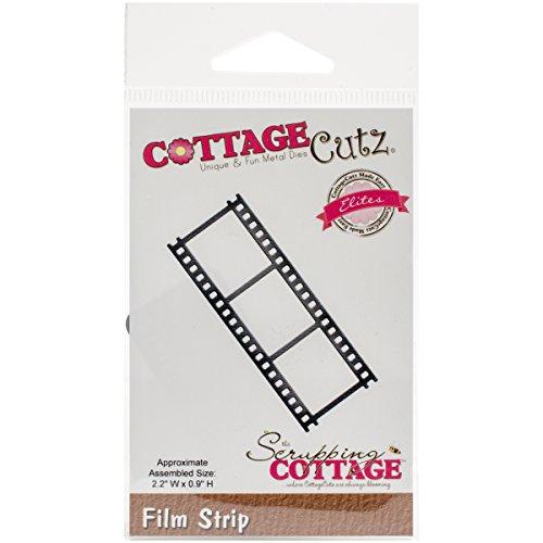 Quadratisch 12,7/cm x 12,7/cm bis 8,8/x 8,8/cm Cottage Cutz Basics Pr/ägeschablone