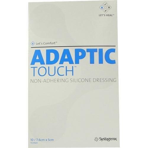 ADAPTIC Touch 7,6x5cm Non Adher.Sil.D.Wundgaze 10 St