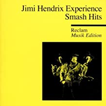 Smash Hits-All Time Best-Reclam Musik Edition 15 by Jimi Experience Hendrix (2013-05-04)