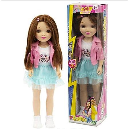 Giochi Preziosi- Me Contro Te Sofì Cutie Doll 42 cm, Multicolore, MEC23000