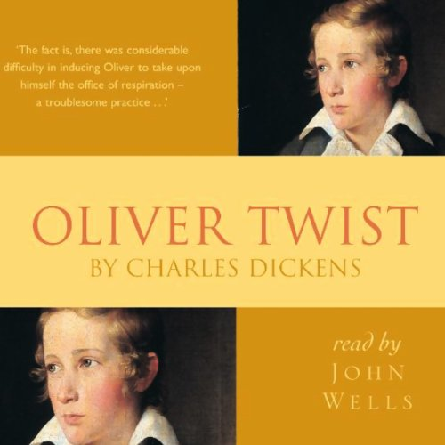 Oliver Twist                   By:                                                                                                                                 Charles Dickens                               Narrated by:                                                                                                                                 John Wells                      Length: 3 hrs and 7 mins     Not rated yet     Overall 0.0
