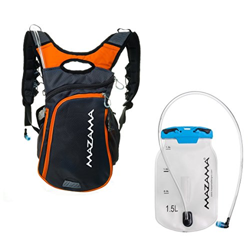 Hiking Backpack with Hydration Bladder Kit - BPA...