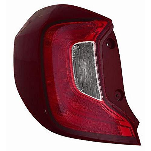 7432507267243 DERB koplamp achterlicht links [bestuurderszijde]