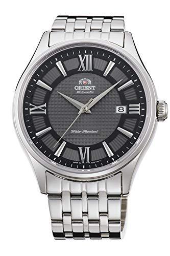 [オリエント時計] 腕時計 機械式自動巻き(手巻き付き) オートマチック 日付表示付 SAC04003A0 メンズ