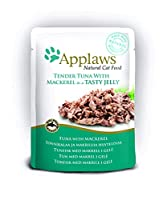 Made with Natural Ingredients - Nothing added, Nothing hidden 55 Percent Tuna – We only insist on only the highest quality ingredients Tuna - Natural source of Omega-3 Complementary pet food - Feed with any dry food for a complete and balanced diet P...