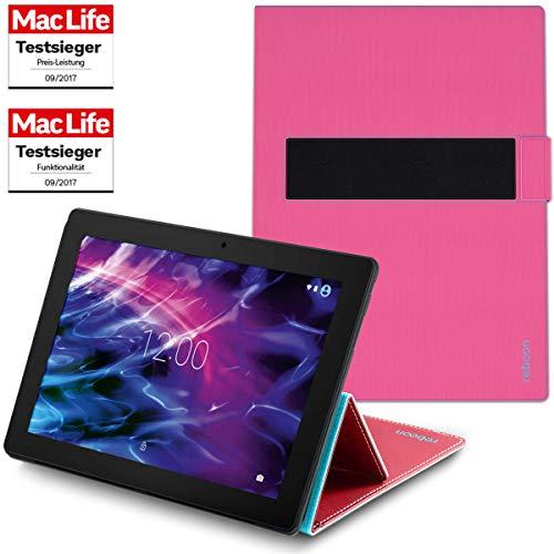 Hülle für Medion Lifetab P10356 Tasche Cover Case Bumper   in Pink   Testsieger